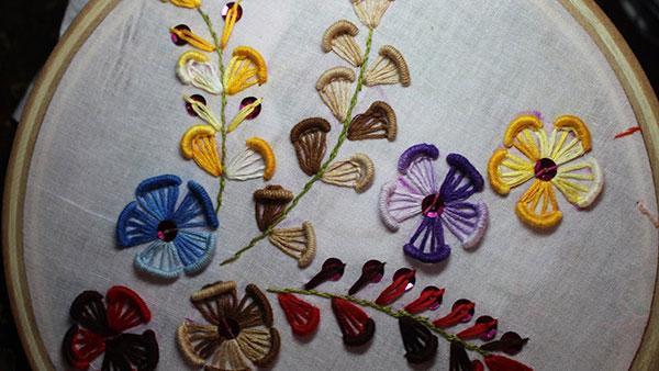 Embroidery Designer Fashion Career Profile Fashion Schools
