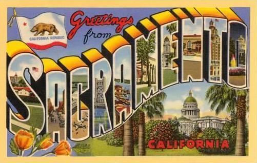 Sacramento California Fashion Careers